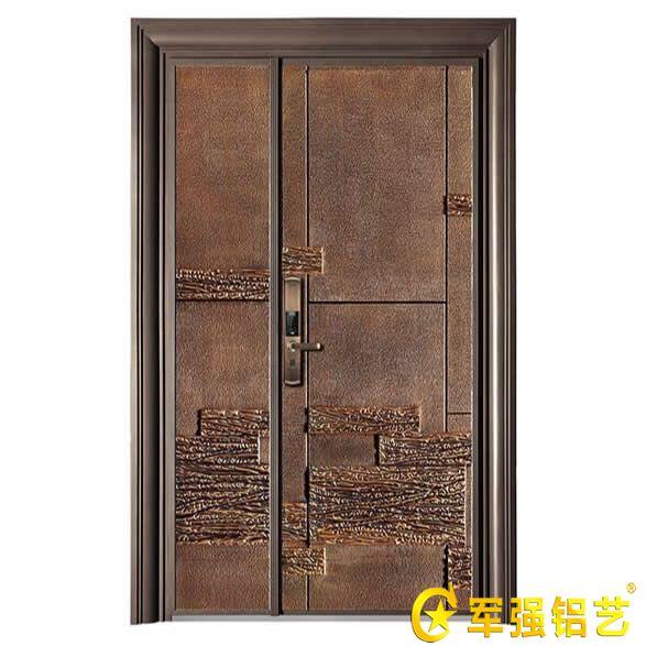 中式别墅入户门价格